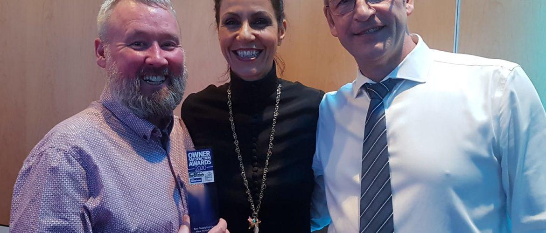 Owners Satisfaction Awards 2020 – WINNER